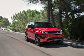 chrome range rover sport 2017 land rover discovery sport reviews and rating motor trend