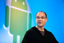 who created android former android chief ready to take on the iphone again