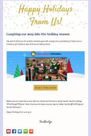 Email Holiday Cards For Business How To Use Video E Cards For Holiday Music Marketing Hypebot
