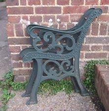 Cast Bench Ends Cast Iron Bench Ends Ebay