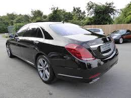 mercedes s class for sale uk used 2014 mercedes s class s400 hybrid l se line executive