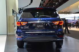 2018 infiniti qx60 premium crossover 2016 infiniti qx60 crossover gets styling update better ride and