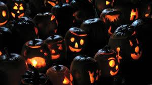 halloween kitten background 1920x1080 download wallpaper 1920x1080 halloween pumpkins jacks lanterns