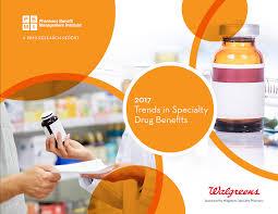 item detail 2017 trends in specialty drug benefits report