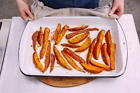 how to make sweet potato fries jamie oliver features