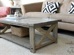 diy 6 diy coffee table diy coffee table how to diy industrial