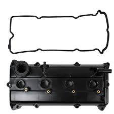 nissan altima 2005 valve cover gasket amazon com new engine valve cover gasket spark plug seals for