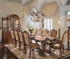 universal villa cortina 9pc dining room wayside furniture