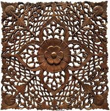unique rustic home decor asian wood wall panels hand carved wall art decor unique home