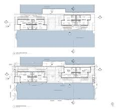 imouto shipping container ground floor plans amys office