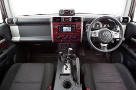 2017 toyota fj cruiser 4 0l 6cyl petrol automatic suv