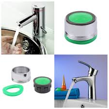 sink water faucet tap nozzle tip aerator filter sprayer chrome