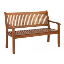 panchina in legno da esterno panca da esterno in legno balau modello alberta bizzotto