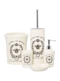 Porcelain Bathroom Accessories by Linea Vintage Bumble Bee House Of Fraser