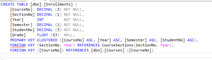 sql server create table primary key problems declaring foreign keys sql server stack overflow