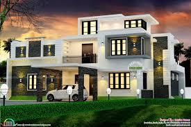 modern box type house design home design