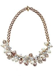 statement necklace pearl images Pearl and diamond statement necklace happiness boutique jpg
