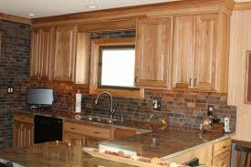 33 best ideas hickory cabinets for naturally beautiful kitchen