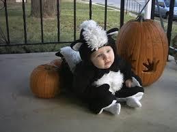 Baby Skunk Halloween Costumes Ace Skunk 1 Halloween 2007 Jpg