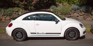 new volkswagen beetle volkswagen beetle old v new 1965 v 2017 photos 1 of 30