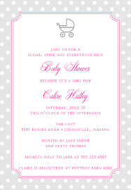 baby shower invatations best shower