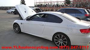 parting out 2008 bmw m3 stock 5059pr tls auto recycling