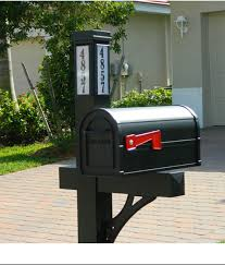 light post with address sign solar powered mailbox light address sign