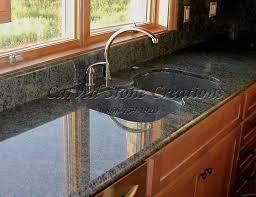 Kitchen Granite Design by Kitchen Natural Stone Countertops Eiforces
