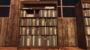 Terraria Bookcase Filled Tall Bookcases At Fallout 4 Nexus Mods And Community