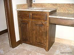 semi custom bathroom vanity cabinets with custom bathroom cabinets