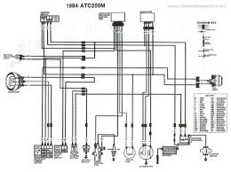 honda 200s wiring diagram honda wiring diagrams
