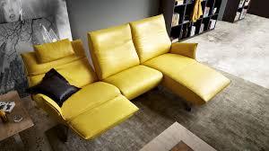 sofa mit elektrischer relaxfunktion evita