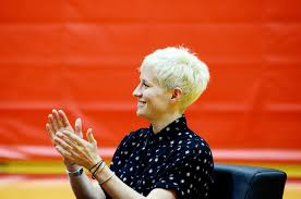 Seeking Megan U S S Soccer Megan Rapinoe Discusses Sexuality In
