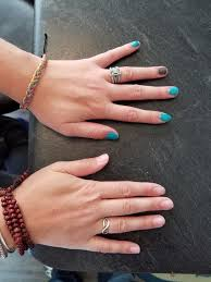 gelish gel manicure at home 14 steps with pictures