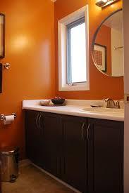 Orange Bathroom Ideas Colors 18 Best Orange Bathroom Decoration Suggestions Images On Pinterest