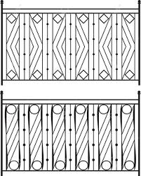Door Grill Design Wrought Iron Gate Door Fence Window Grill Railing Design