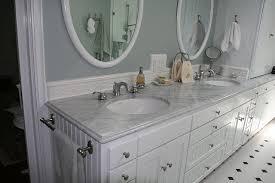 Carrera Marble Bathroom Vanity Contemporary Ideas Bathroom Of - Carrera marble bathroom vanity