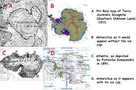 Antartica Map American Action Report Can Antarctica Be The Lost Continent Atlantis