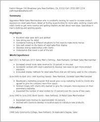 Sample Resume For Download Best Ideas Of Sample Resume For Merchandiser Job Description For