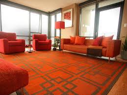 Sectional Sofa Orange Living Room Furniture  Orange Living Room - Orange living room set