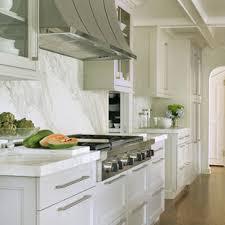 kitchen backsplash ideas with white cabinets houzz white marble backsplash houzz