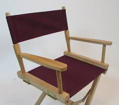 Rocking Chair Seat Repair Gold Medal Replacement Cover Canvas For Directors Chair Round Stick