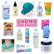 what to put in a sick care package advice on how to put together a chemo care package my is