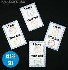 Telling Time To The Nearest Minute Worksheet Telling Time Activity Pack Playdough To Plato