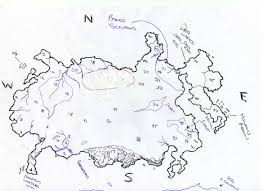 Basic World Map by This Is How I Had A Fantasy Map Created For My Booktales Of Marilia