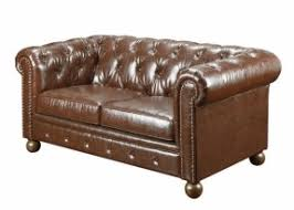 Best Deals On Leather Sofas Nailhead Leather Sofa Foter
