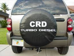 2005 jeep liberty spare tire cover lost jeeps view topic crd diesel tire cover