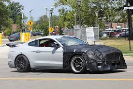 Mustang Mach One Could This Car Be The 2018 Ford Mustang Shelby Gt500 Or The