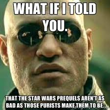 Star Wars Meme Generator - how do you like your star wars the geeky mormon