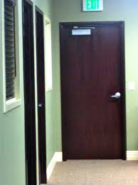 commercial exterior glass doors commercial interior wood door